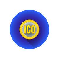 bitcoin_mining_ICO_sign.eps