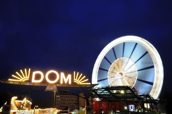 Hamburg, Germany, Ferris Wheel