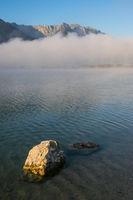 Walch lake with Kaiser range