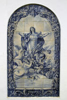 Station of the Cross as tile image