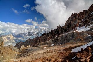 Schalbus-Dag mountain, Dagestan, Russia
