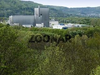 KKW Würgassen im Weserbergland