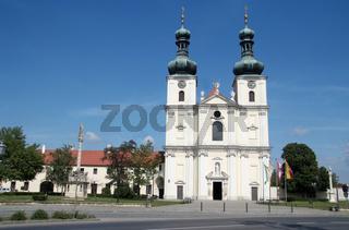 Kirche Frauenkirchen | church Frauenkirchen