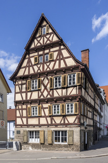 beautiful timbered house in Sindelfingen Germany