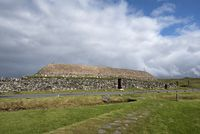 Traditionally built Blackhouse, Isle of Lewis