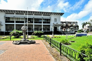 Kabinet van de Persident Paramaribo Suriname