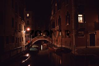 Nachttraum. Venedig