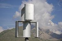 A different wind turbine