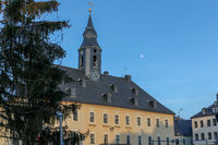 Town Hall in Annaberg-Buchholz