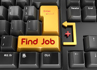Find Job button