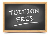 Blackboard Tuition Fees