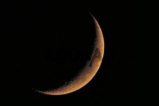 Mond 20.12.09 hochauflösend