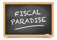 Blackboard Fiscal Paradise