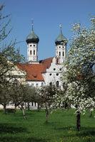Cloister of Benediktbeuern, Bavaria