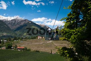 Aussichtsbrücke Südtirol