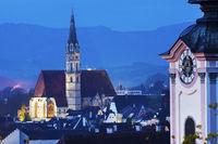 Stadtpfarrkirche in Steyr