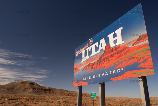 Welcome to Utah Sign Life Elevated USA