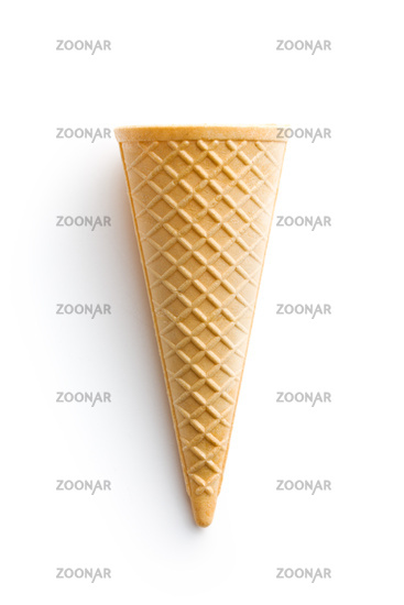 sweet wafer cone