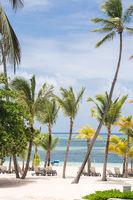 Caribbean Beach on a sunny day