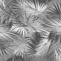 Palm tree branches