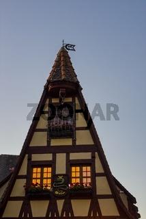 Gerlachschmiede, Rothenburg ob der Tauber, Bayern, Deutschland, Europa