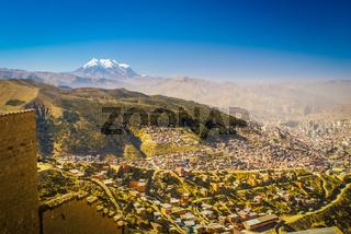 Huayna Potosi in Bolivia