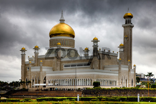Moschee in Brunei als HDR
