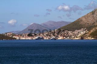 Dubrovnik 001. Kroatien