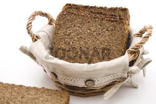Brot im Korb