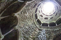 Initiation well is one of the key features at Quinta da Regaleira
