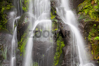 Achada waterfall,Sao Miguel, Azores