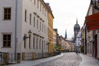 Juedenstraße Wittenberg