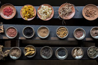Various grinded spices
