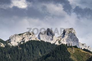 Landscape Tannheimer Tal Austria
