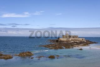 Fort National vor Saint Malo