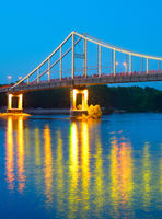 Kiev Pedestrian Bridge
