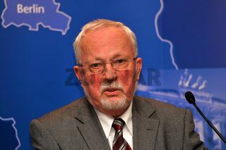 Lothar de Maiziere letzter Ministerpräsident der DDR