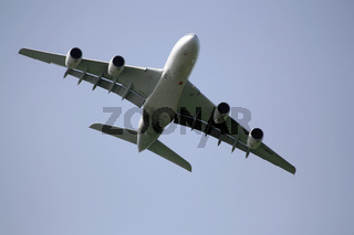 Airbus A380, Airshow