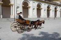 Munich, Hunt and Carriage Gala at Schleißheim Castle