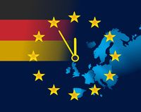EU and flag of Germany - five minutes to twelve.jpg