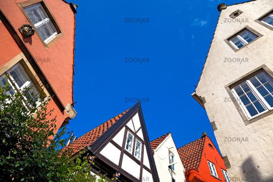 Bremen-Schnoor.