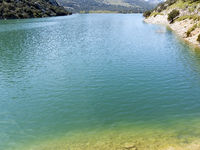 Drinking water reservoir Gorg Blau