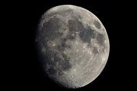Mond  25.02.2010 hochauflösend