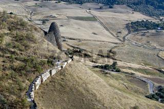Spanien Andalusien Ronda Landschaft