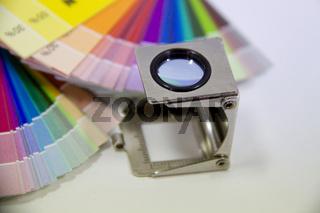 Fadenzähler/Linen Tester