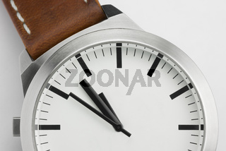 Watch with space for own text