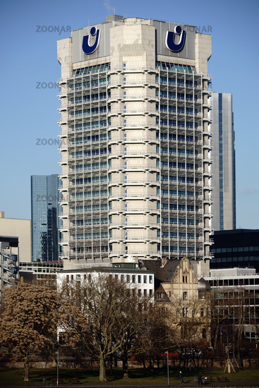 Union Investment high-rise Frankfurt