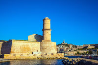 Most watchtower in Marseille