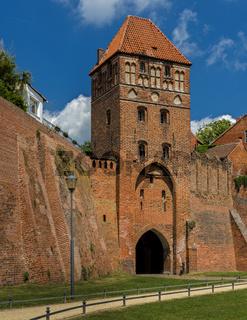 Stadtmauer von Tangermuende