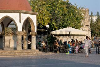 Marktplatz Kos